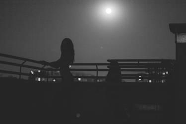 In the Night by AyunCelebelen