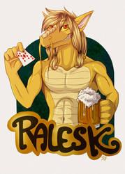 Ralesk Badge by Atimos