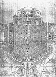 Urbanism plan by Ernest Hebrard by breizh87