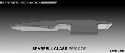 Frigate -W.I.P.- Chronicle of Man 3.0 by breizh87