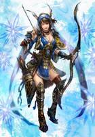 Character Design by Wen-Xaeroaaa