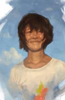 Portrait5 by Wen-Xaeroaaa