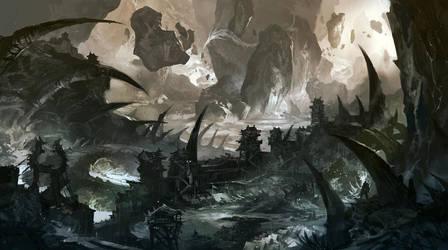 fantasy by Wen-Xaeroaaa