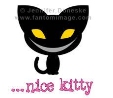 Nice Kitty by whitefantom