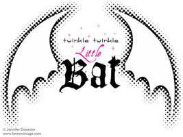 Twinkle Twinkle Little Bat 2 by whitefantom