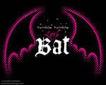 Twinkle Twinkle Little Bat by whitefantom