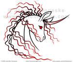 Ki-Rin Vector Design by whitefantom
