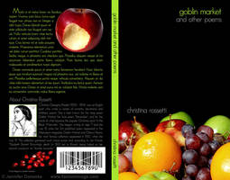 Goblin Market - Book Cover 2 by whitefantom