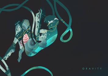 Gravity Sm by Robotpunch