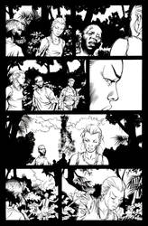 Storm #1 Pg. 17-David Yardin by afowlerart