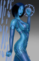 Cortana by ChasGallagher