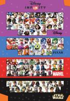 Disney Infinity 3.0 Character checklist Version 3 by darkmudkip6