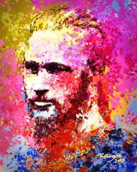 Ragnar Lothbrok by JR-Burgos