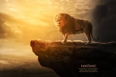 The Lion King Fanart by Fizza-Digitalart