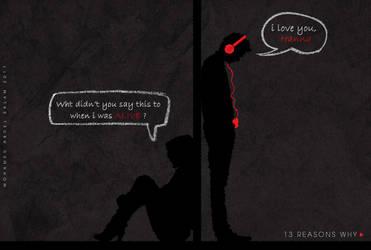 I Love You Hanna - 13 Reasons Why - Beyond Reasons by lamlom92