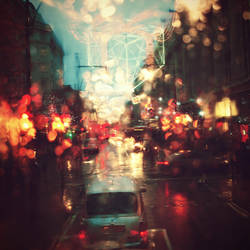 the city lights by vanerich