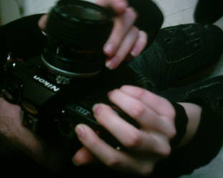Photographer by B-e-a-t-r-i-x