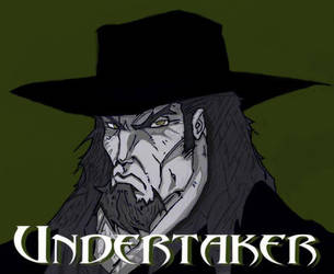The Undertaker by Wolf-Signs