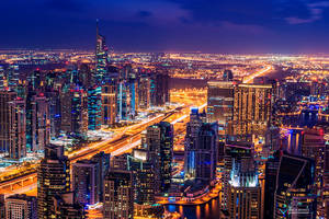 Dubai by vinayan