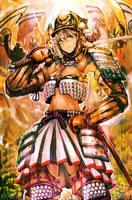 samurai by so-bin