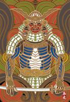 Samurai by moya0525