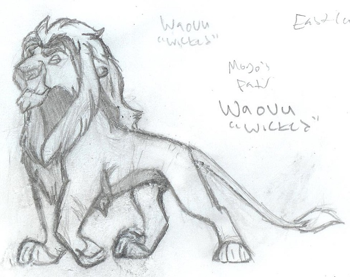 Waovu by WimbiTheDreamChaser