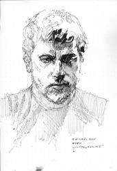 Sketches_Angelo by BenWolstenholme