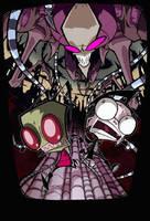 Nightmare World by Invader-Johnny