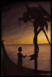 Dawn on the Metal Drakkar: (HTTYD2 webnovel ch9) by inhonoredglory