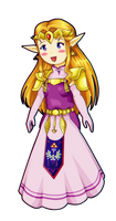 Cute little princess by General-Link