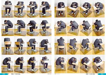 School Uniform For Boys 01 [Stock Pack] by boyspose