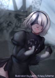 2B or not 2B by JyleART