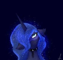 Luna With Peircings Version 2 by LazyRaviolli