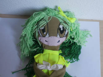 My Tistaht doll by LilliTheFox