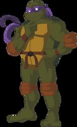 GIFT: Donatello by LilliTheFox