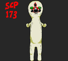 SCP-173 by cocoy1232