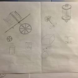 Random Sketching Practice by EQ7-2521
