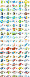 Business Icons For Vista by business-vista-icons