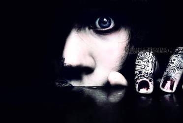 creepy curiosity. by Mischx
