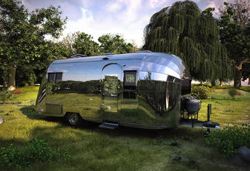 AirStream Clearing by sanfranguy