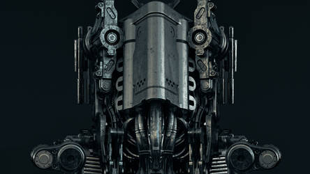 Welcome to the machine 3 by sanfranguy