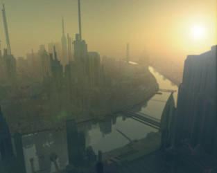 IndustrialCity by sanfranguy