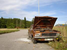 Wreck by slipzen-stock