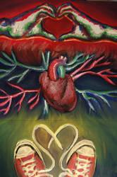 Hearts by DesendentofDarkness