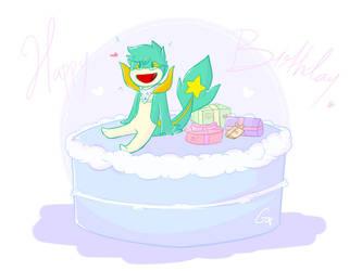 Happy Birthday Nico! by Glitxd