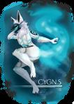 CYGN.S the Protogen by Glitxd