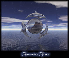 Dolphins Point by preconscious
