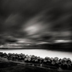 Kiten- Black Sea Coast by samuilvel