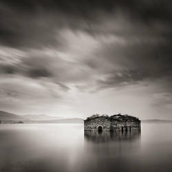 Submerged Church by samuilvel