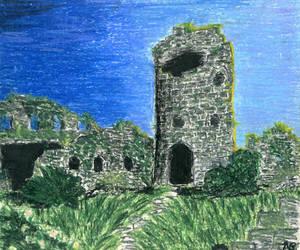 Ruins by BeatryczeNowicka